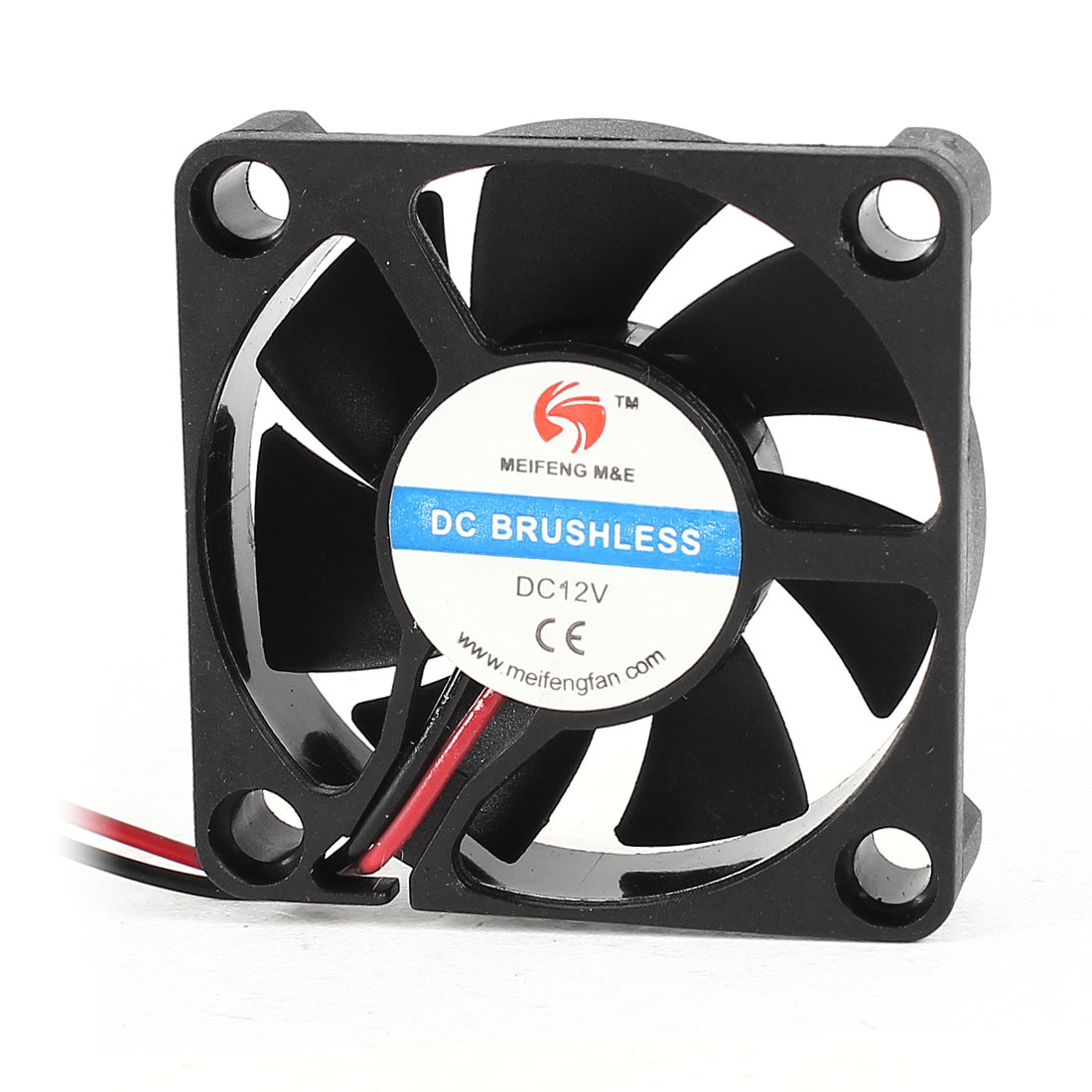 45mm x 45mm x 10mm 4510 2pole 12V DC Brushless Cooling Fan for PC Case Computer CPU Cooler