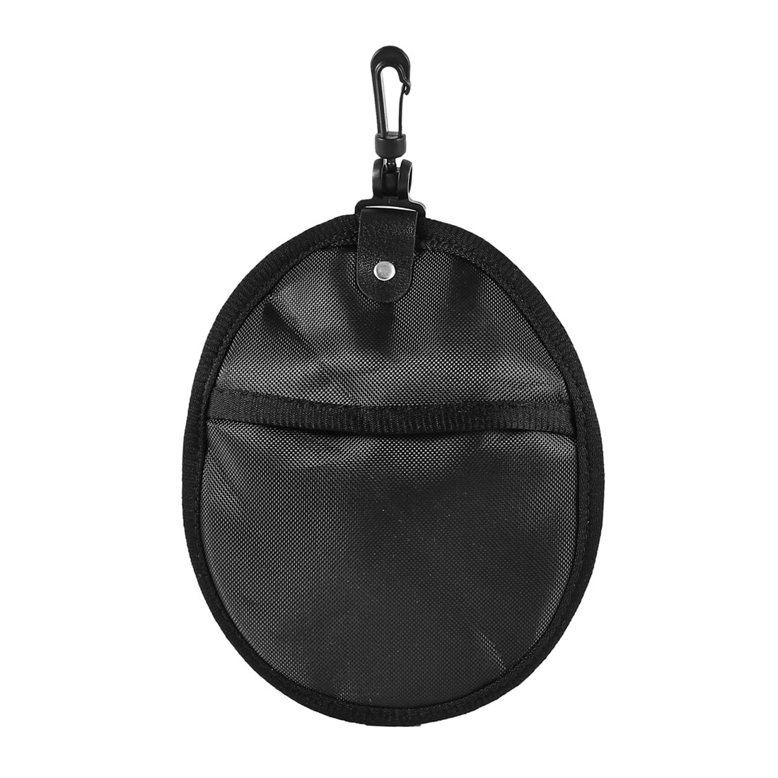 DSLR SLR Camera UV Filter Lens 2 Compartments Cover Bag Case Pouch Holder Black