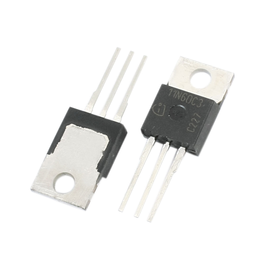 2Pcs SPP11N60C3 650V 11A N Channel Cool MOS Field Effect Power Transistor