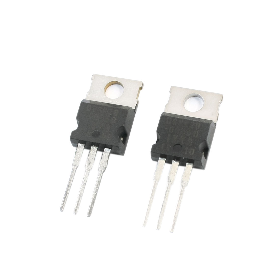 2Pcs DSSK28-0045B 28A 45V Electronic 3 Terminals Through Hole Mounting Dual High-Voltage Power Schottky Rectifier Diode