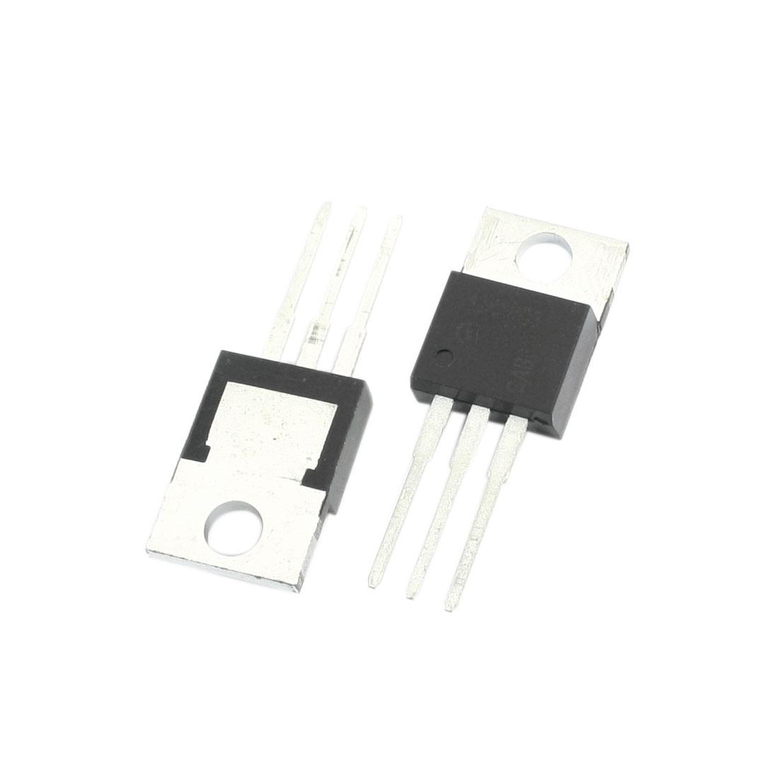 2Pcs SPP12N50C3 560V 11.6A N Channel MOS Field Effect Power Transistor