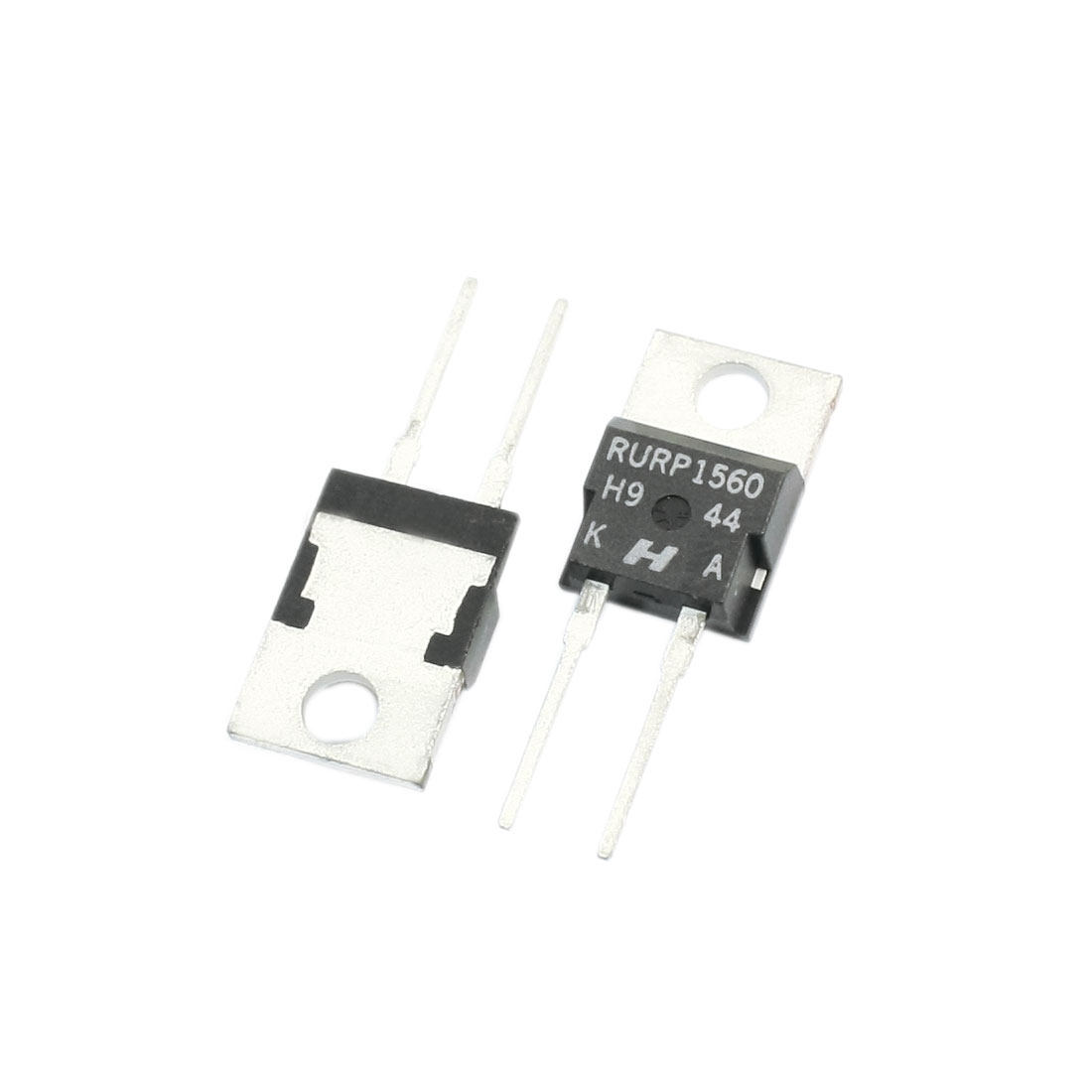 2Pcs RURP1560 Electronic Ultrafast Recovery Rectifier Diode