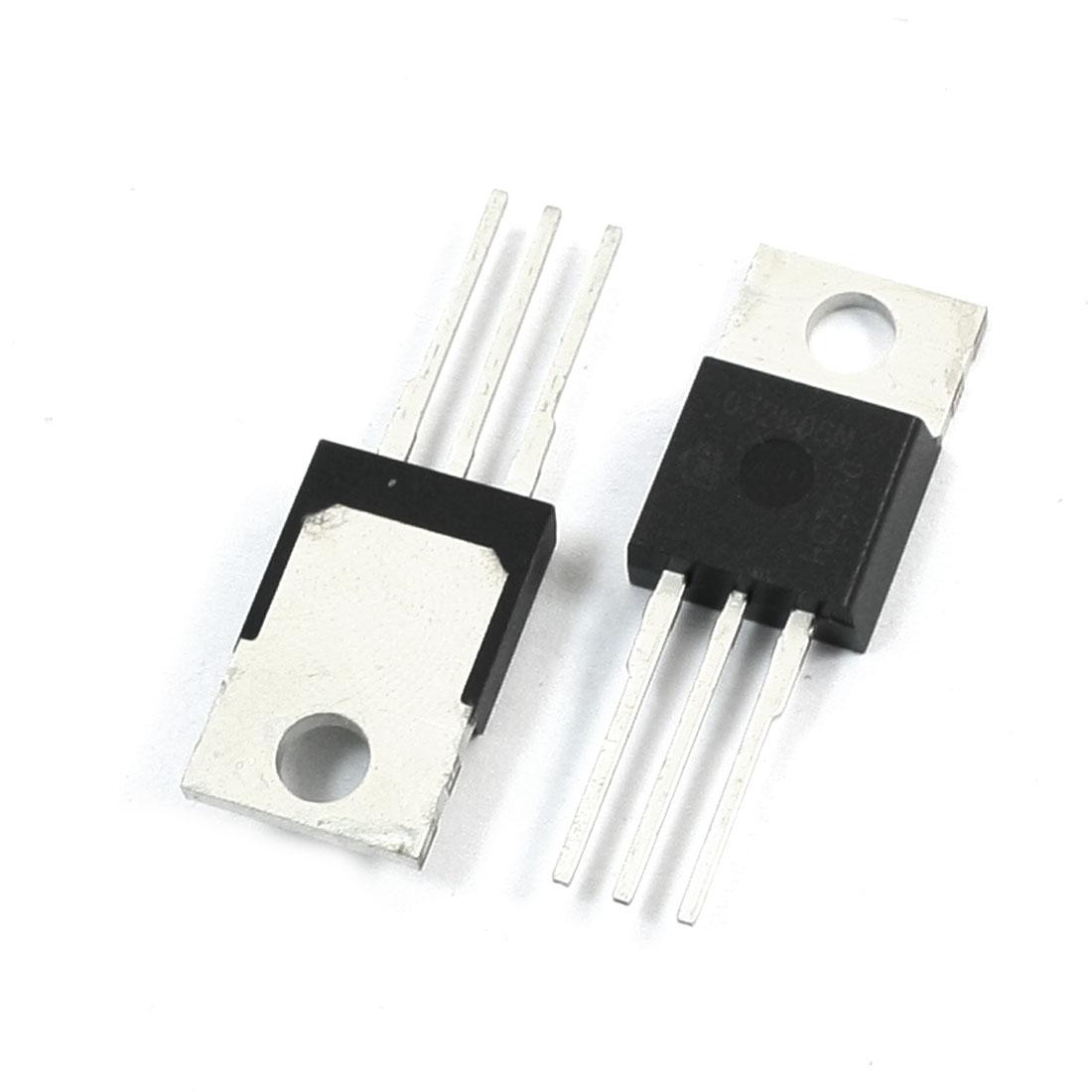 2Pcs IPP032N06N3G 60V 120A N Channel MOS Field Effect Power Transistor