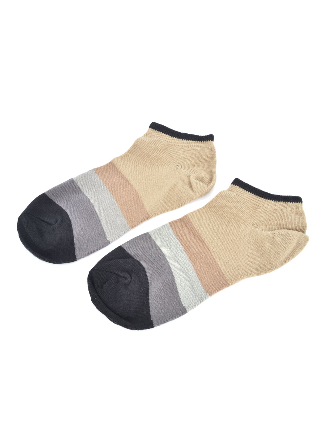 Men Women Ankle No Show Soft Casual Short Hosiery Socks Colorful Pair