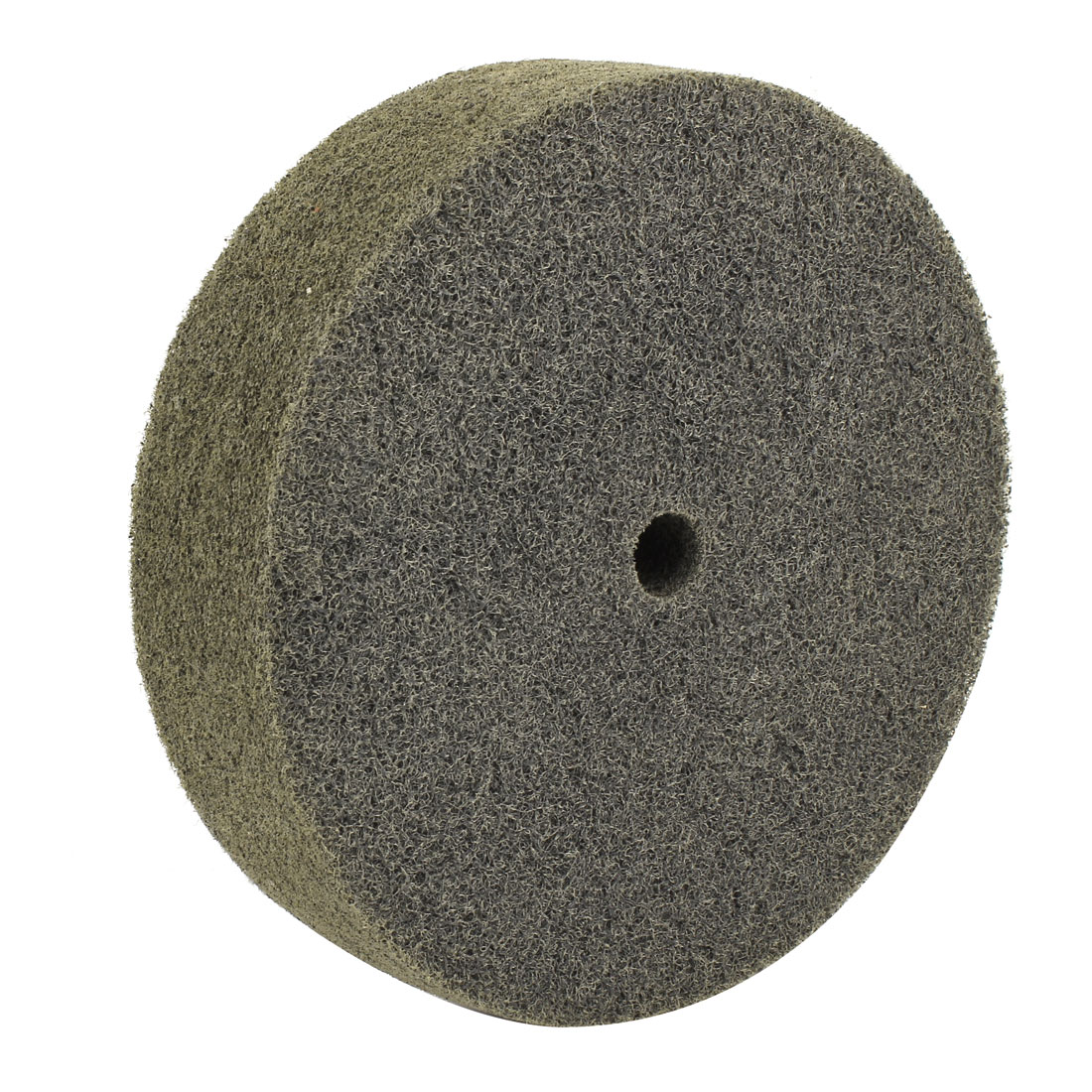 Army Green Nylon Fiber Abrasives Grinding Wheel 200mmx20mmx50mm