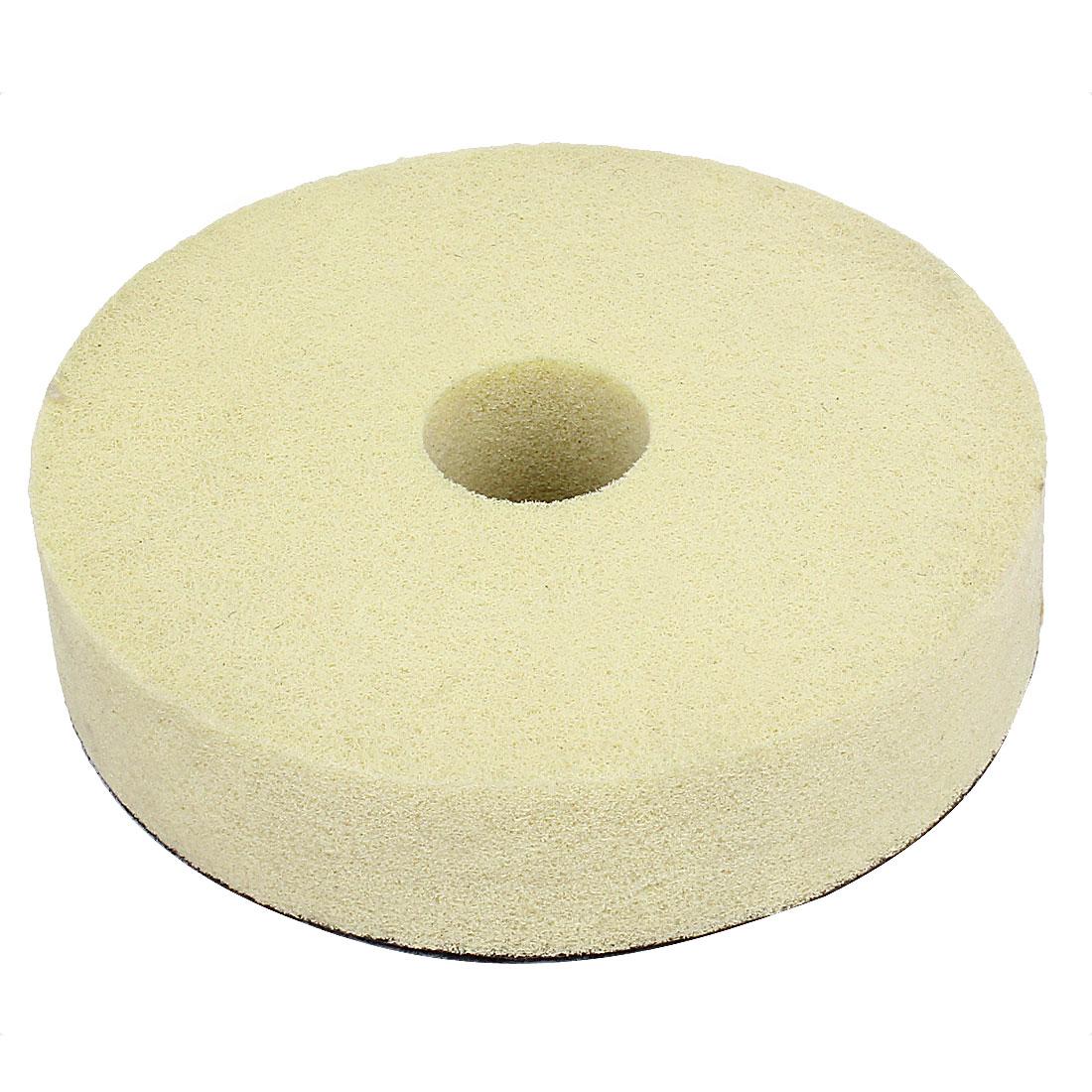 150mm x 35mm Nylon Non-woven Grinding Wheel Sanding Tool