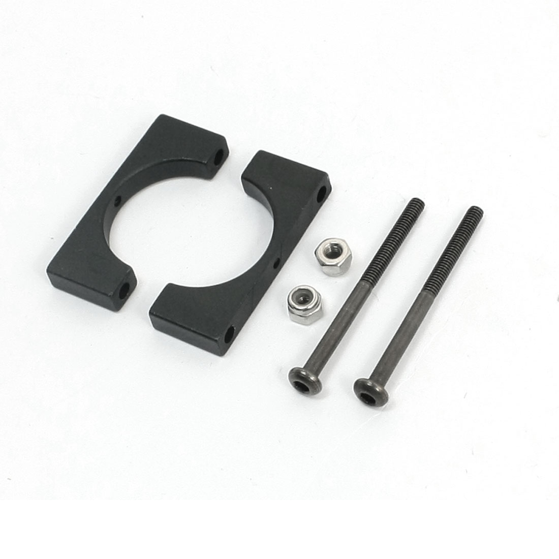 20mm Aluminum Clamp for Carbon Fiber Tube Quadcopter Hexacopter Octocopter