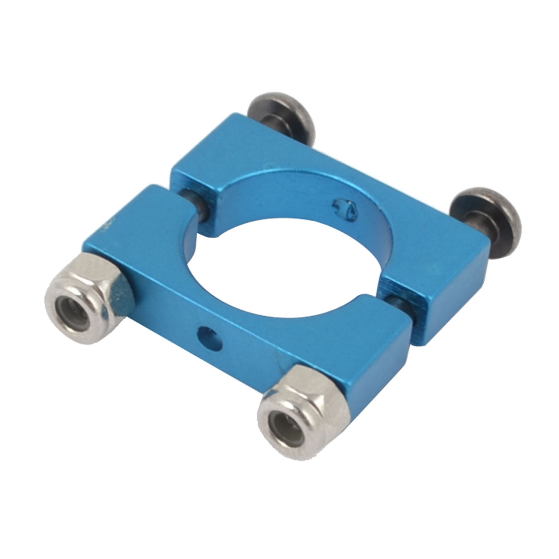 12mm Blue Aluminum Clamp for Carbon Fiber Tube Quadcopter Hexacopter Octocopter