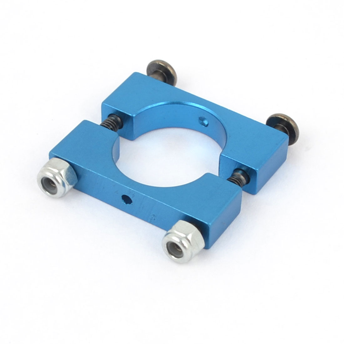 14mm Blue Aluminum Clamp for Carbon Fiber Tube Quadcopter Hexacopter Octocopter