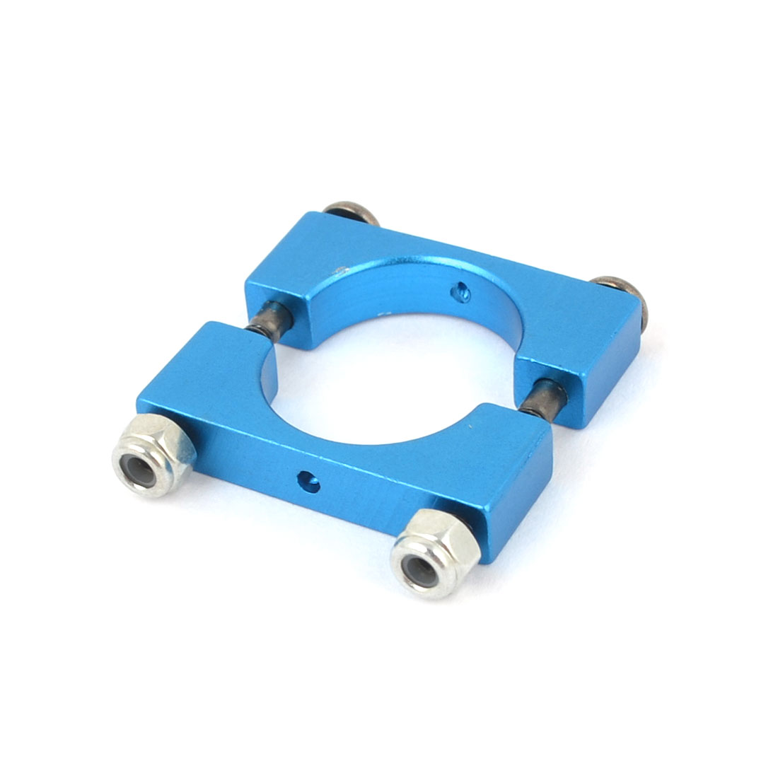 15mm Blue Aluminum Clamp for Carbon Fiber Tube Quadcopter Hexacopter Octocopter