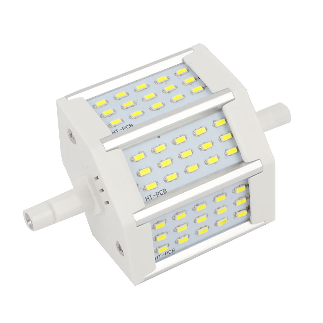 R7S AC85-365V 660LM 45 LEDs SMD 3014 White LED Corn Light Bulb