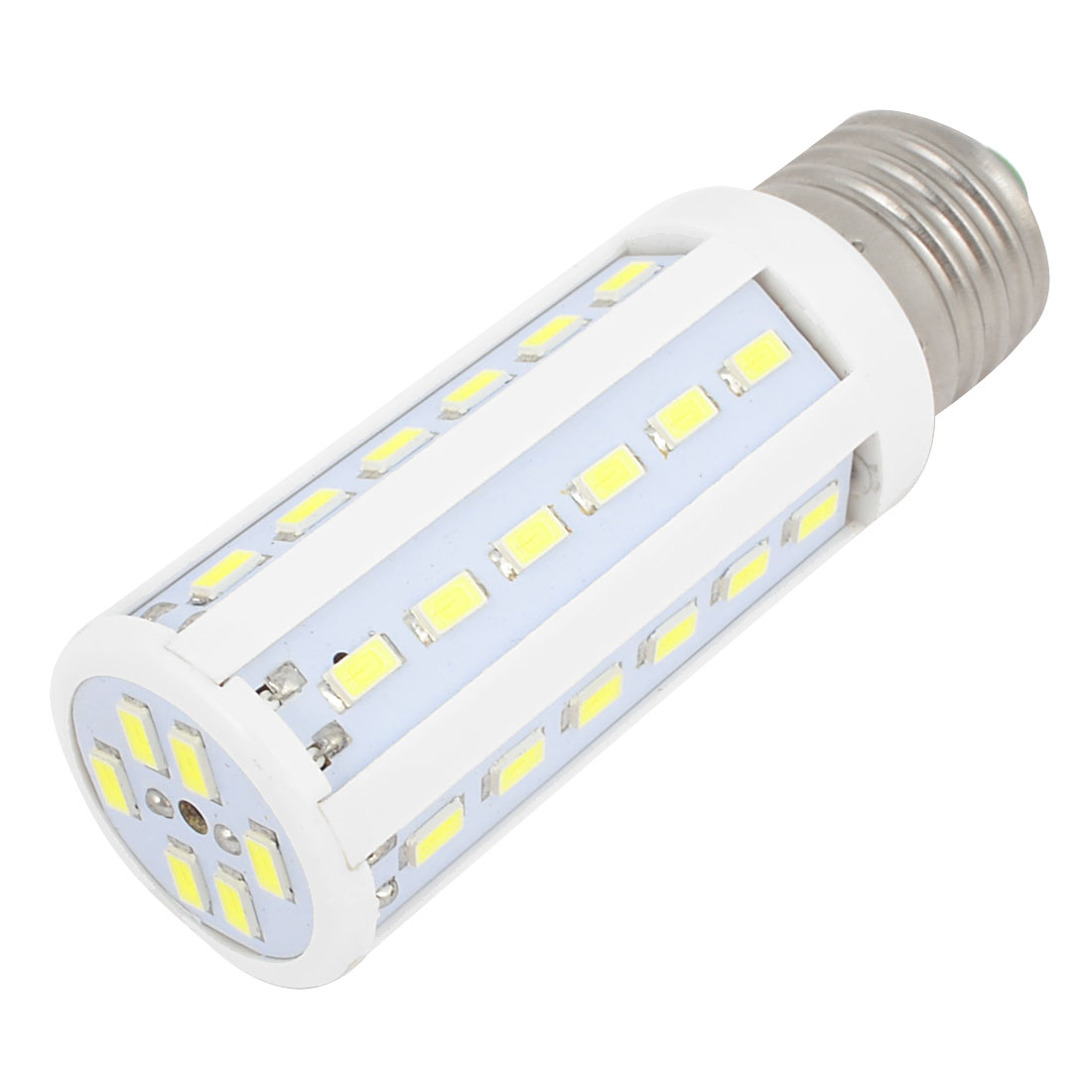 AC200-240V E27 1000Lm 42 LEDs SMD 5630 White LED Corn Light Bulb