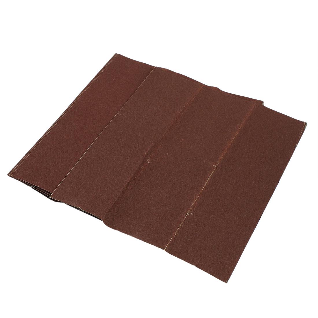 5 Pcs 22x27cm 240Grit Abrasive Paper Sanding Belt Sandpaper Sand Sheet