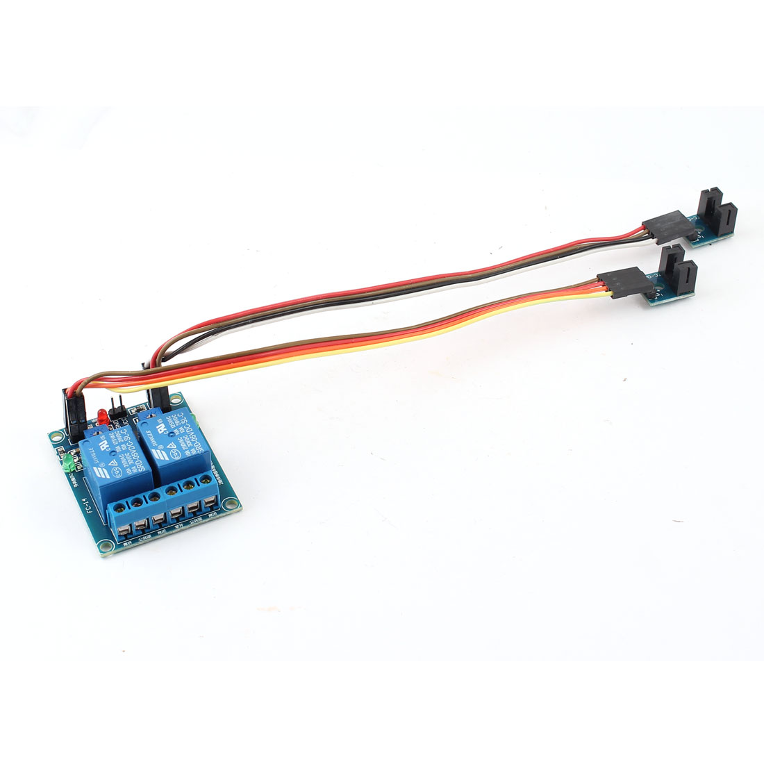 2-Channel Speed Detect Velocity Optical Detection Sensor Module DC 5V