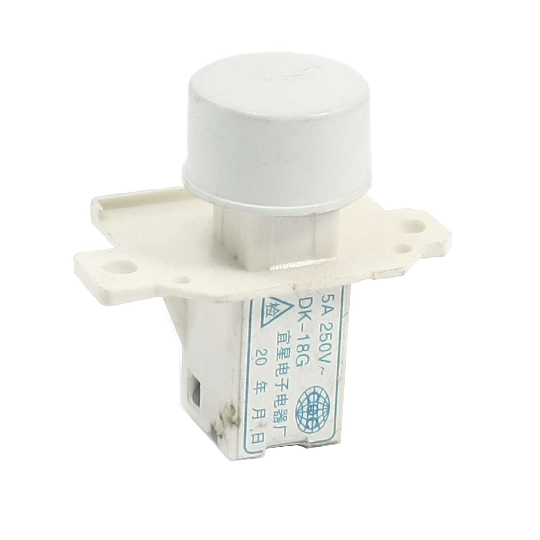 Spare Part Latching Freezer Refrigerator Door Switch AC 250V 5A