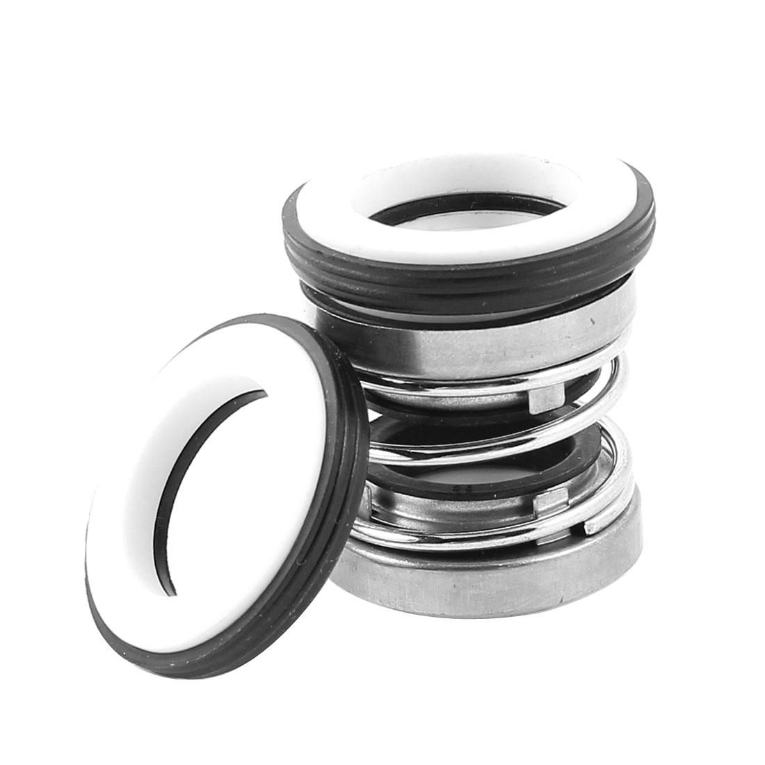 Water Pumps Part 20mm Inner Dia Ceramic Rubber Mechanical Bellow Shaft Seals