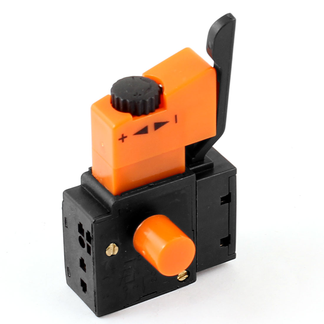 Electric Hand Drill Speed Control Lock on Type Trigger Switch AC 250V 6A