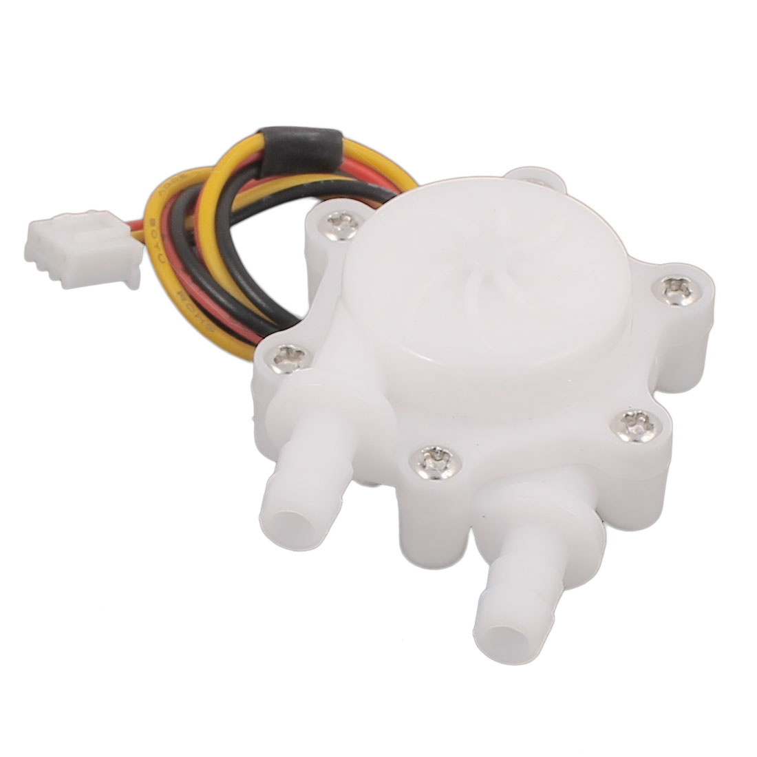 0.15-1.5L/Min One Way 6mm Inlet Outlet Outside Dia Water Flow Sensor