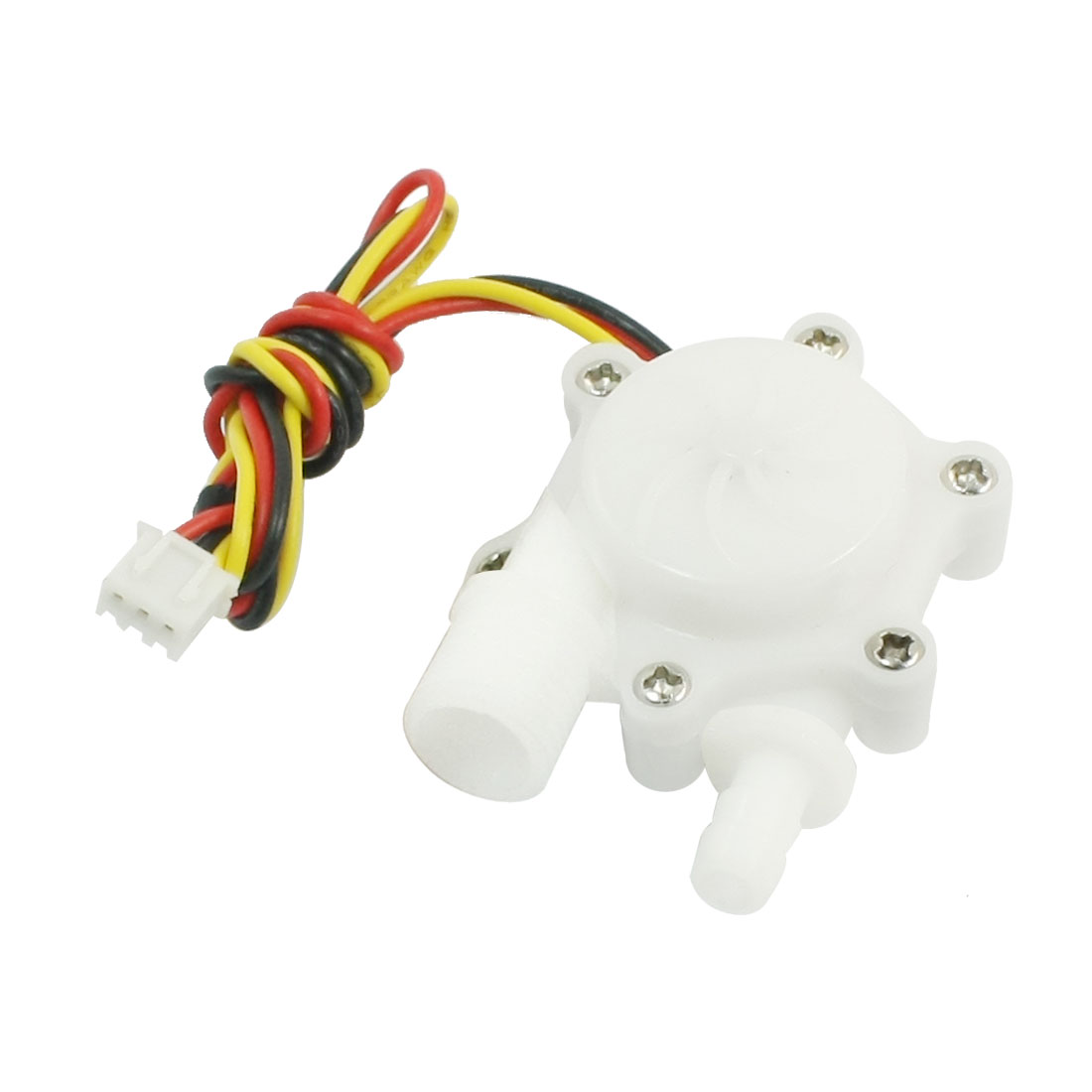 SEN-HW06FA G1/4 Inlet 6mm Outlet Water Flow Sensor 0.15-1.5L/min 0.8Mpa