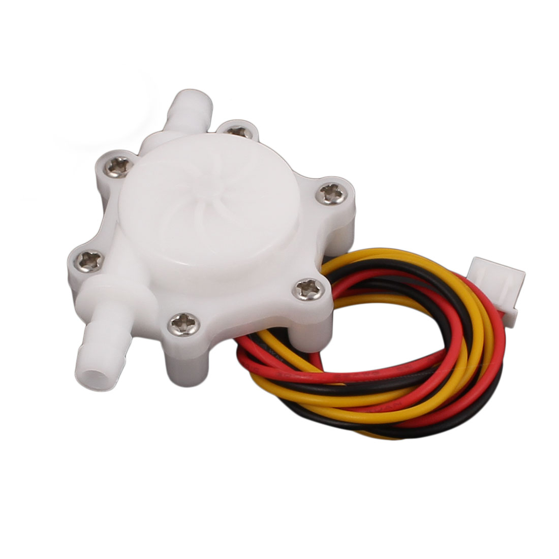 SEN-HZ06K 6mm Straight POM Hall Effect Water Flow Sensor 0.15-1.5L/Min
