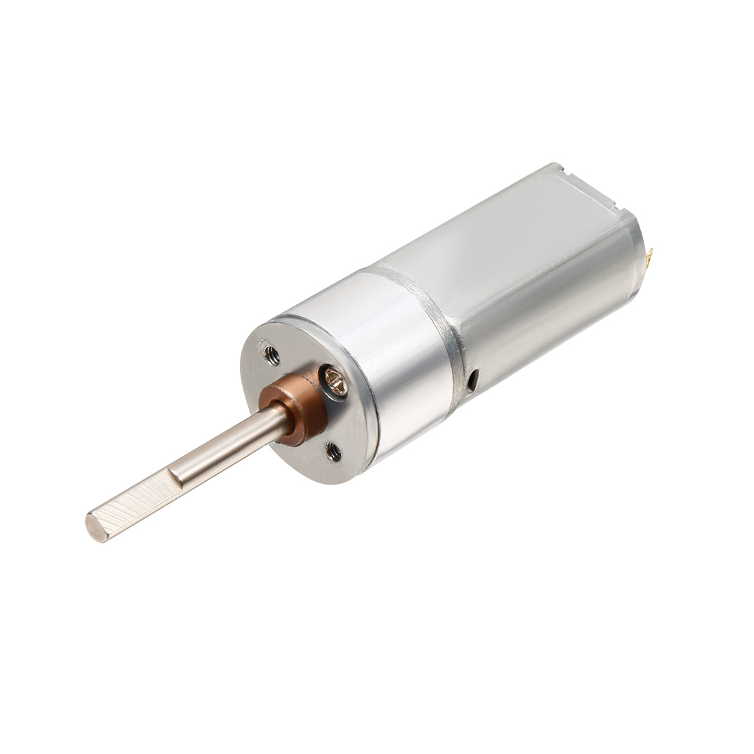 3mm Dia Drive Shaft 600rpm Output High Torque Rotary Speed Reducing Connecting Cylinder Shape Electric Geared Box Motor DC 9V