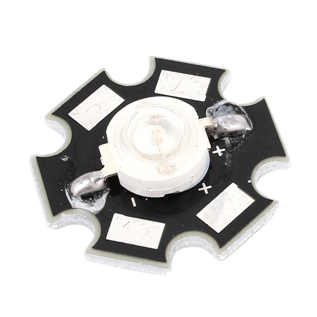 1W 25-30LM Blue LED Light Saving Energy Star Base Lamp Bead Emitter