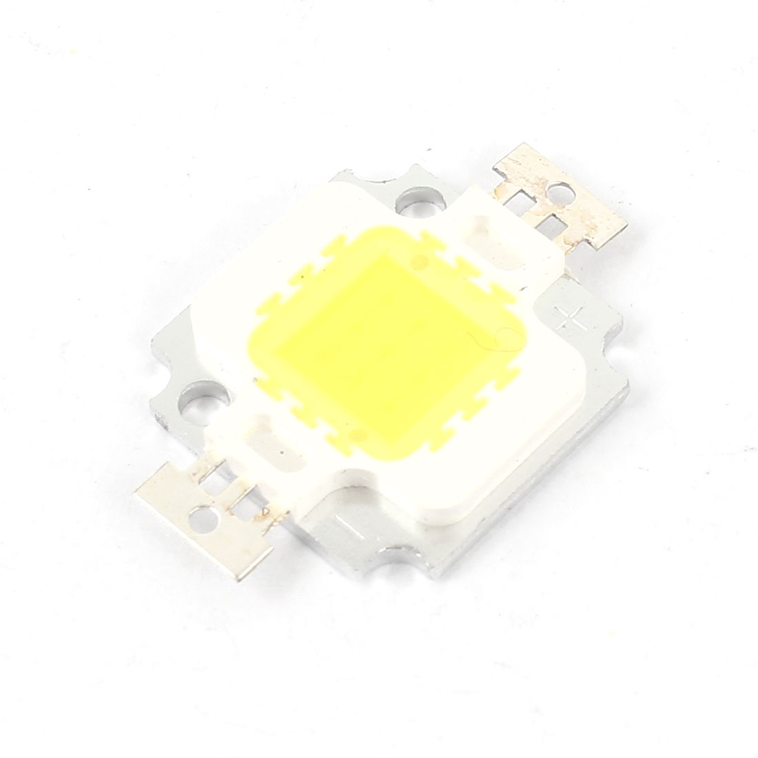 32-34V 150mA 850-900LM 1 x 10W White Lamp Light LED Emitter Metal Plate