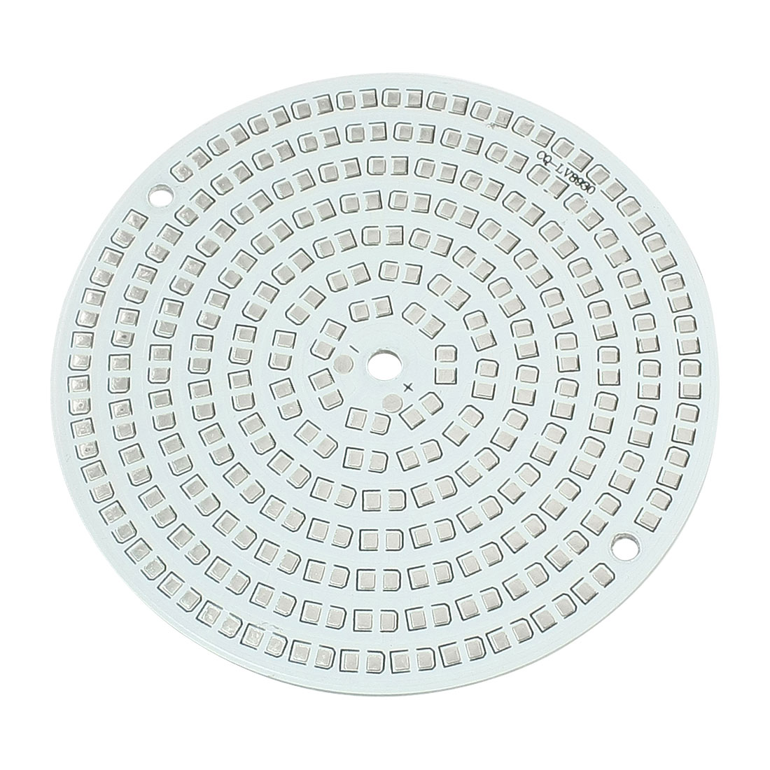 108mm Diameter Aluminum PCB Circuit Board DIY for 150pcs x 1/2W 5730/5630 SMD LEDs in Series