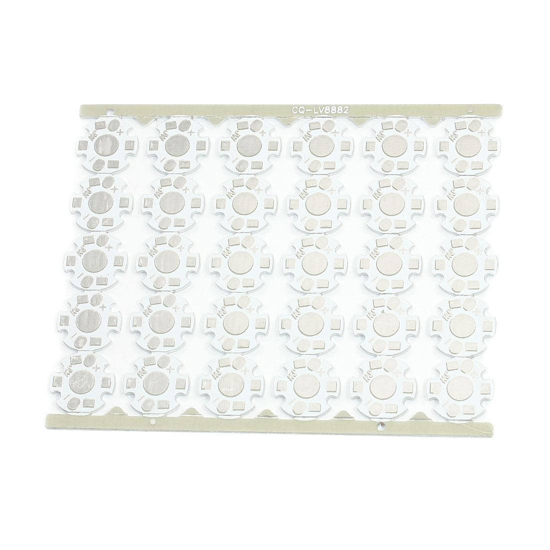 30 Pcs 16mm Diameter Aluminum Base Plate PCB Circuit Board for 1 x 1W/3W LEDs Bulb