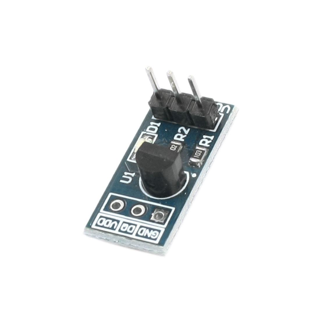 RC Smart Cars DS18B20 3 Poles Digital Temperature Tester Module