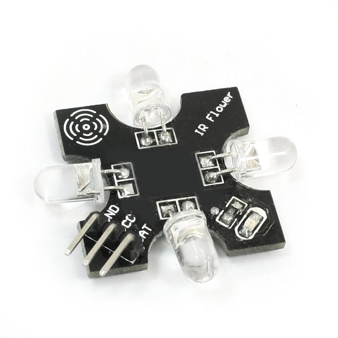 Electronic Building Blocks Multi-angle IR Transmitter Module
