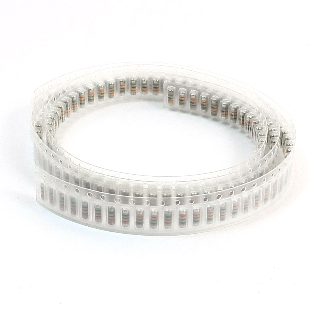 150Pcs 560 Ohm 2x5.8mm Colored Ring Thick Film SMT SMD Chip Resistors