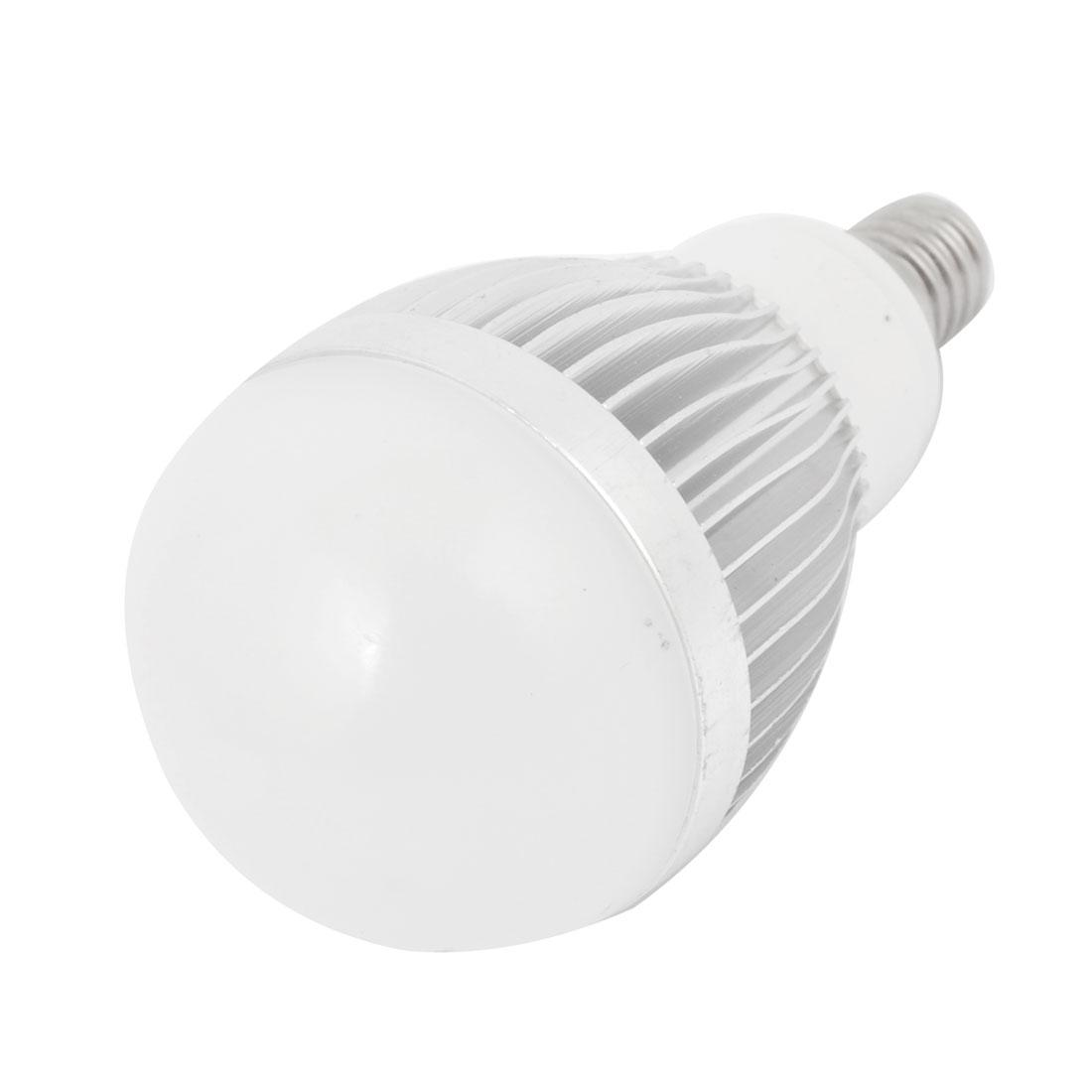 AC 85-220V 1W E14 Screw Base Home Energy Saving Bulb Pure White LED Light Bulb
