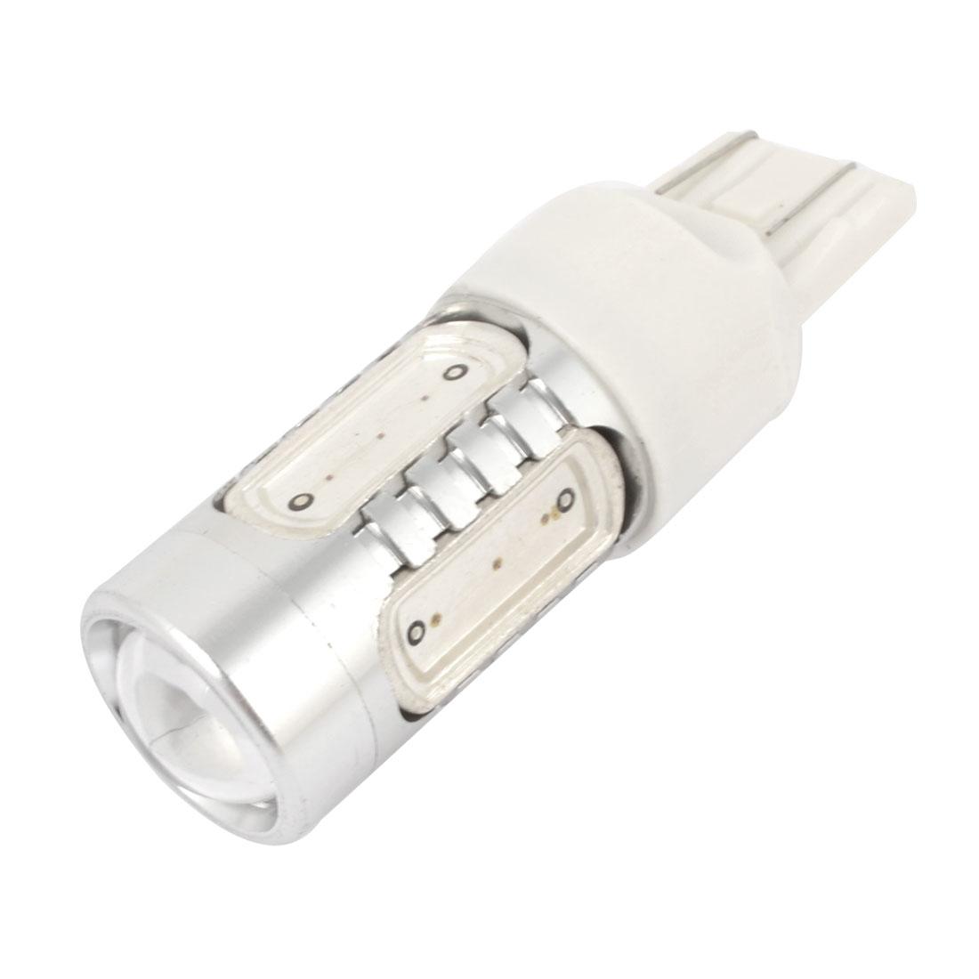 11W 5 LED 7440 7443 T20 Bulb Signal Stop Brake Tail Rear Light Red
