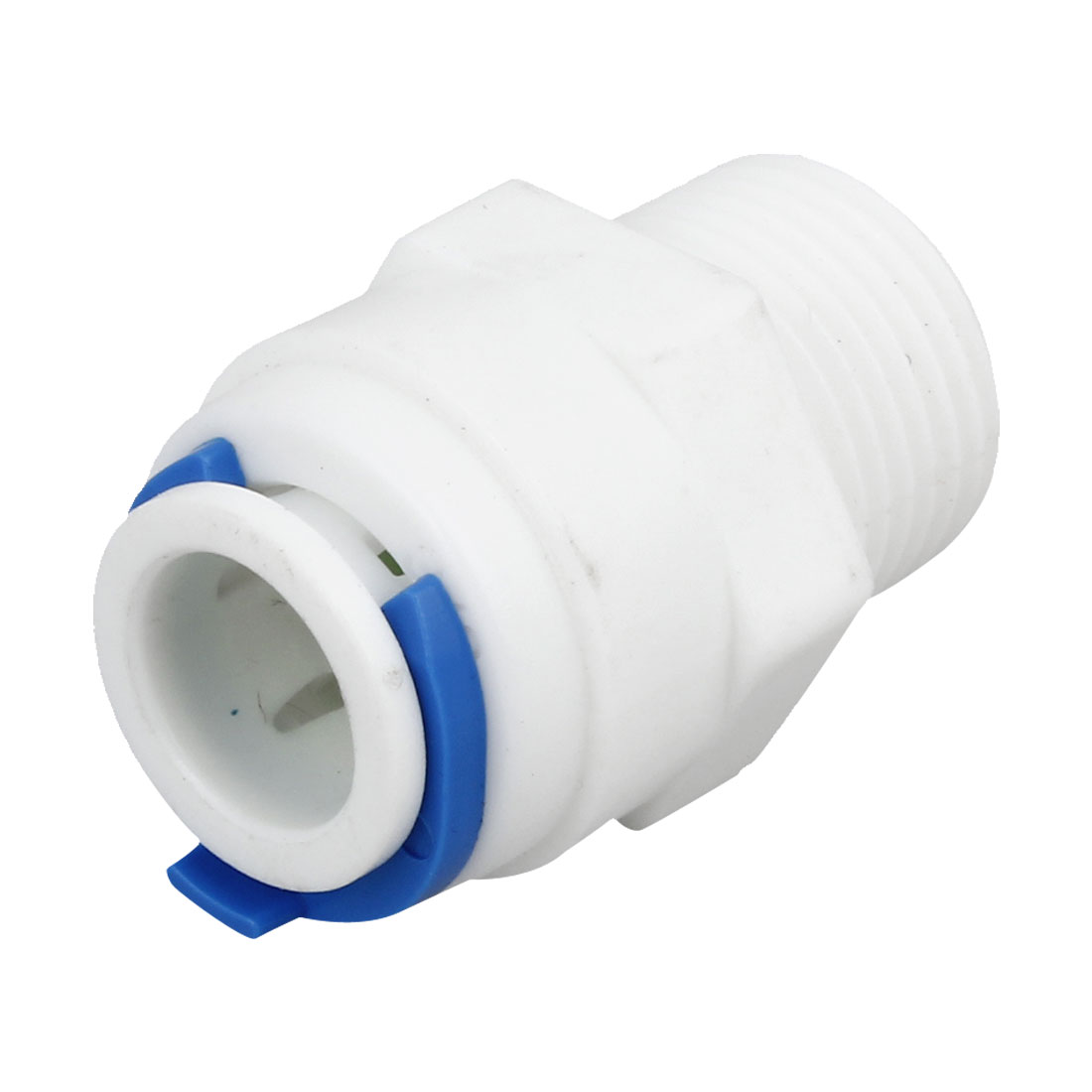 3/8PT Male Thread Plastic Straight Quick Fitting Connector