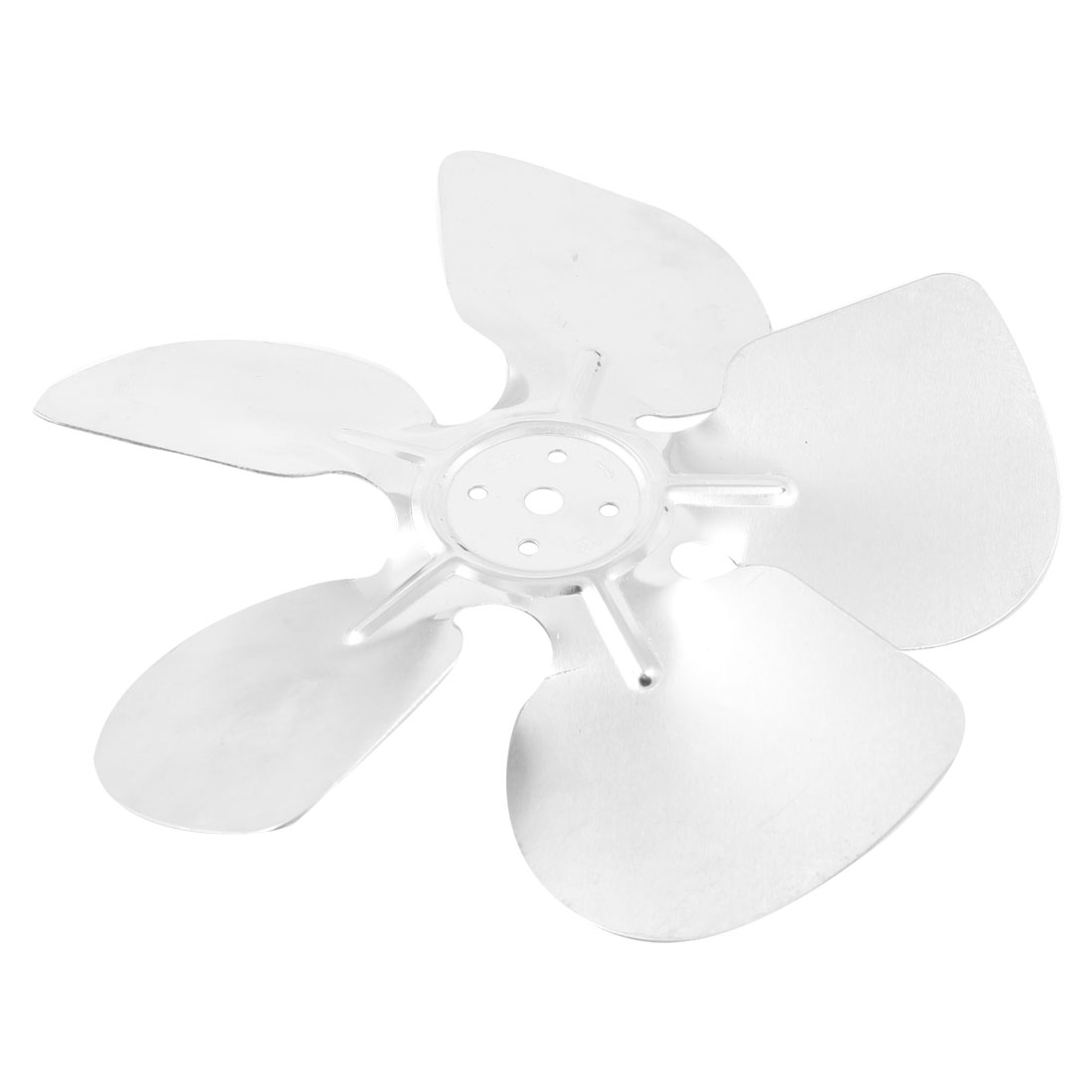 "Restaurant Kitchen Aluminum Alloy Ventilator Motor 7.9"" Dia Fan Vanes"