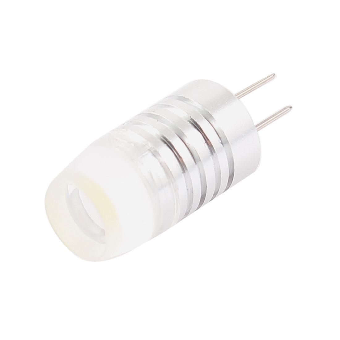 Aluminum Alloy Housing 1.5W G4 LED SMD White Spot Light Bulb AC 85-265V