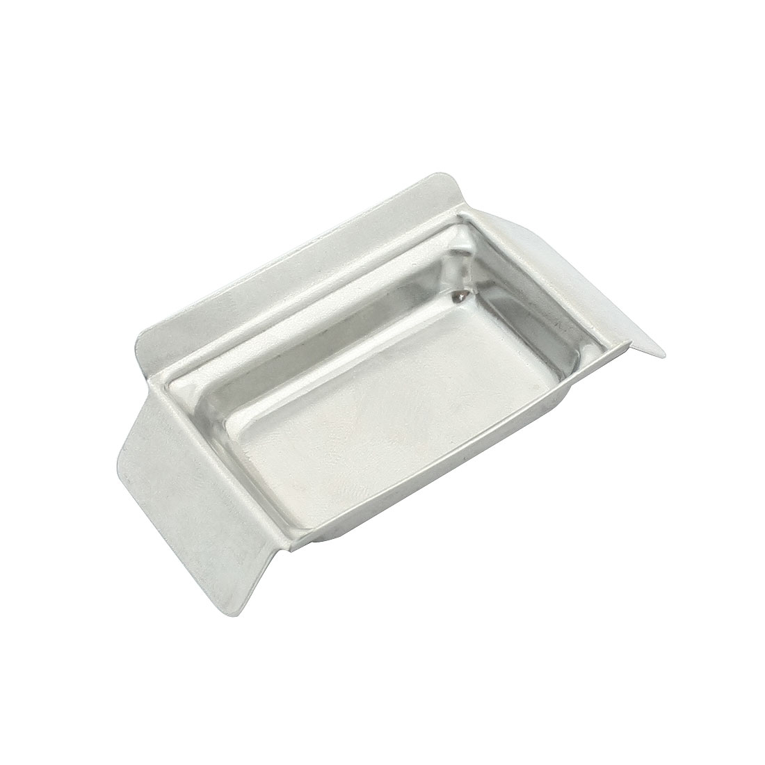 Tissue and Biopsy Embedding and Processing Cassettes Stainless Steel Base Mold 60mm x 37mm x 10mm