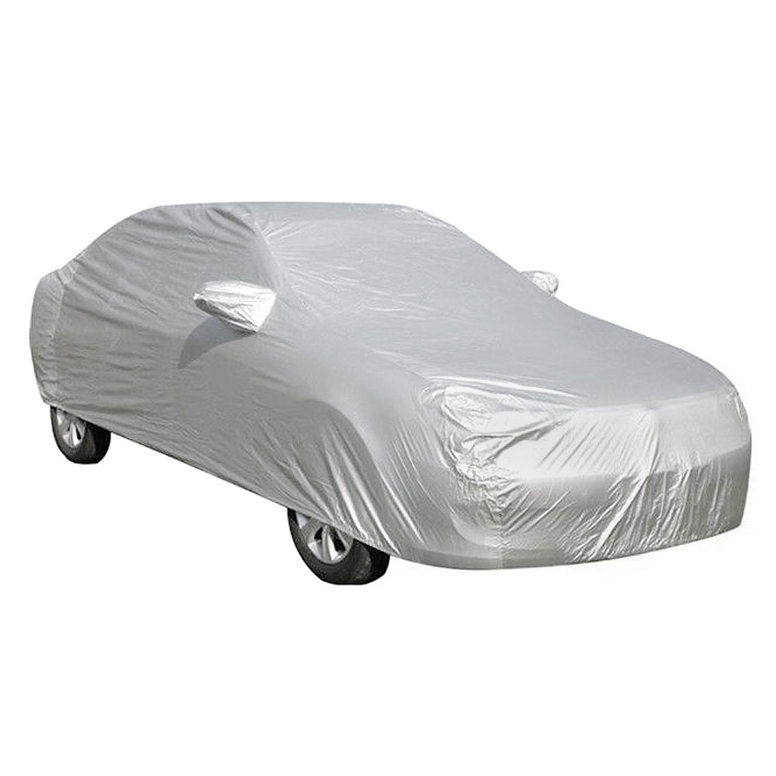 3 XL Car All Weather Outdoor Waterproof Sun UV Anti Dust Rain Protective Cover 4.9 x 1.8 x 1.5m