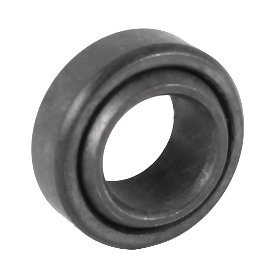 GE17 Black Metal Spherical Plain Radial Oscillating Bearing 17 x 22 x 10mm