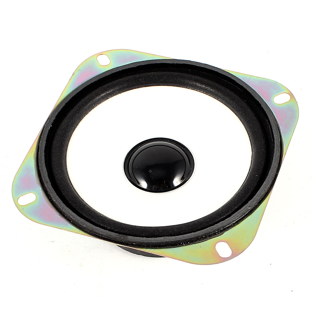 100 x 100mm Square External Magnet Speaker Horn Trumpet 1Ohm 5W
