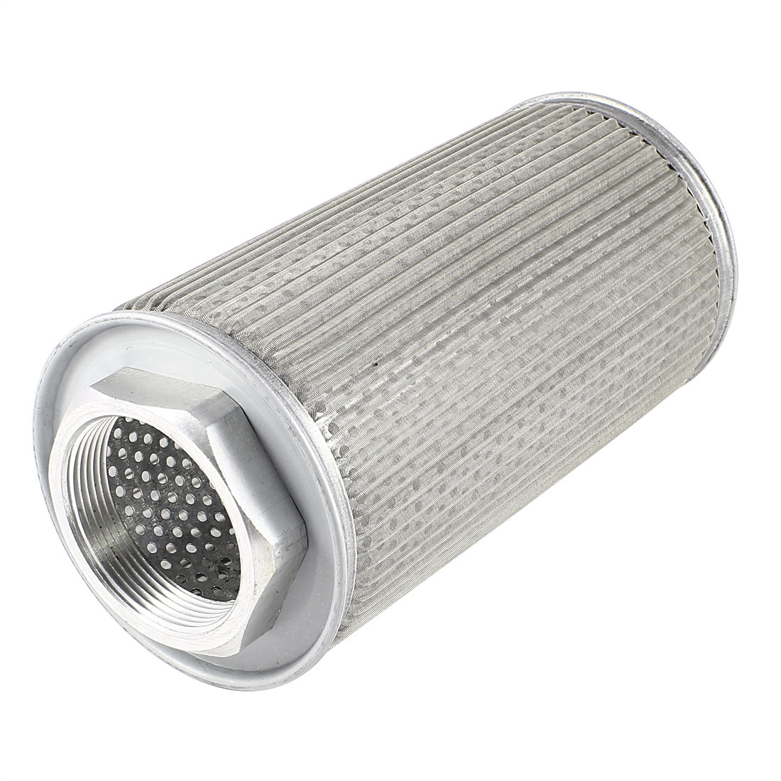 Metal Hydraulic Lubricating Suction Strainer Filler Breather Filters MF-16 2PT