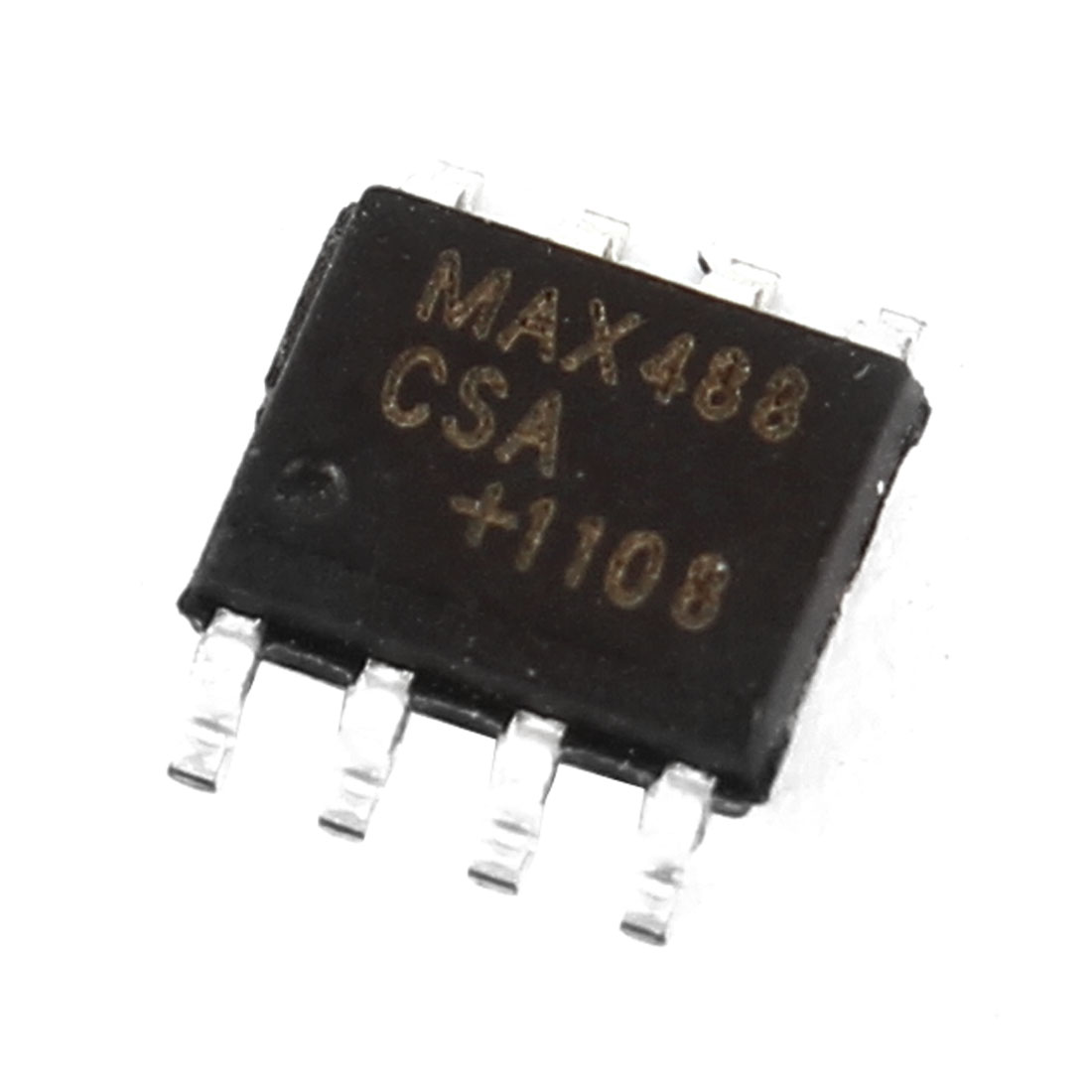 MAX488CSA SOP-8 SMD SMT Type PCB Surface Mounting General Purpose Slew-Rate-Limited Transceiver Integrated Circuit IC Chip