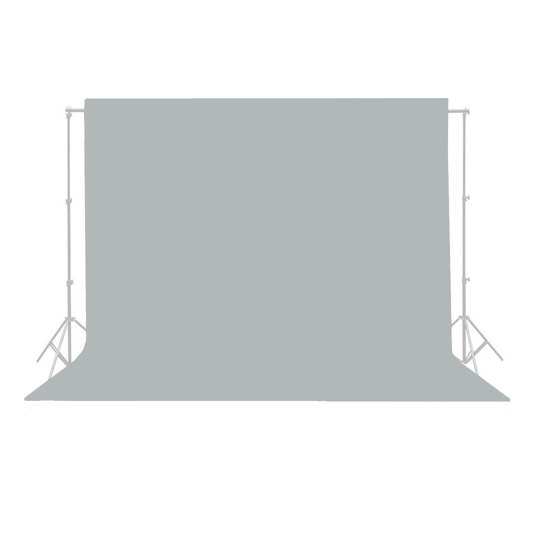 5Ftx10Ft Gray Non-woven Fabric Photography Backdrop Background Cloth