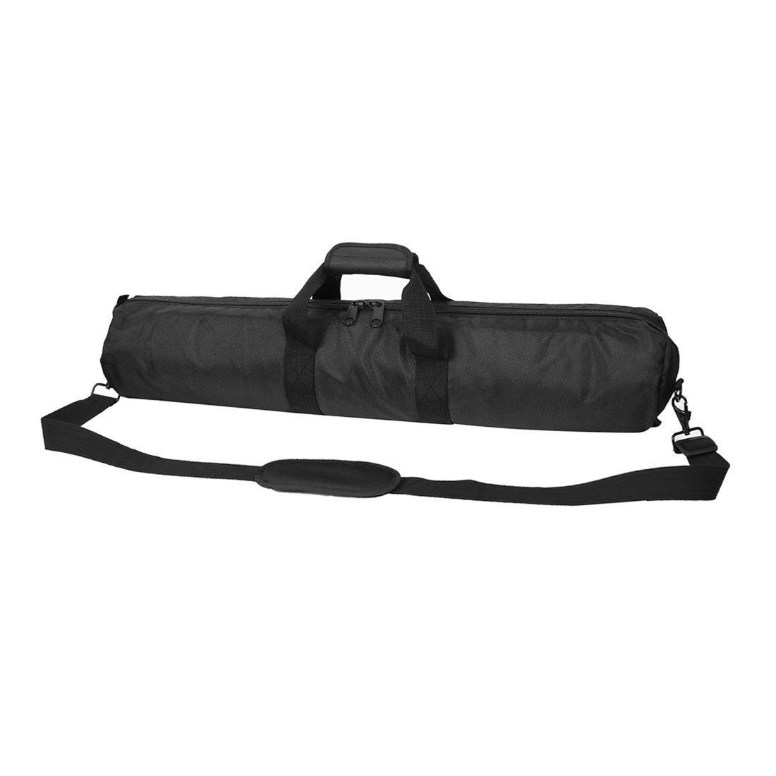 Black Nylon Hand Shoulder Strap Background Cloth Support Stand Bag Case 80cm