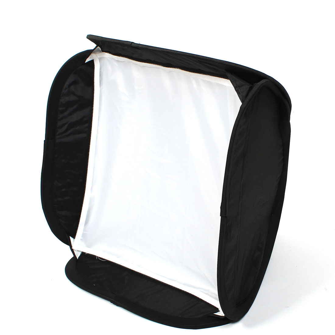 Black/Silver 40x40cm Umbrella Reflective Square Softbox