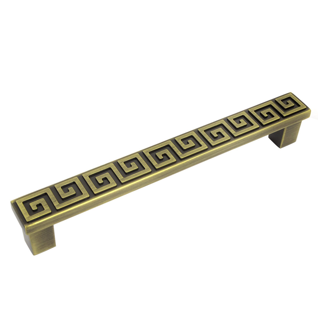 Retro Style Bronze Tone Metal Cabinet Drawer Door Pull Handle 5.5""