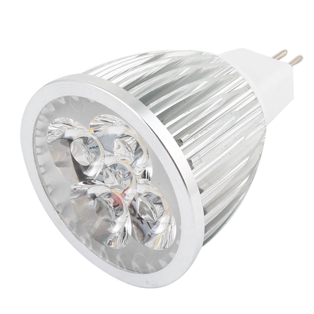 AC 85-265V 5W MR16 High Power Warm White LED Spotlight Light Lamp Bulb