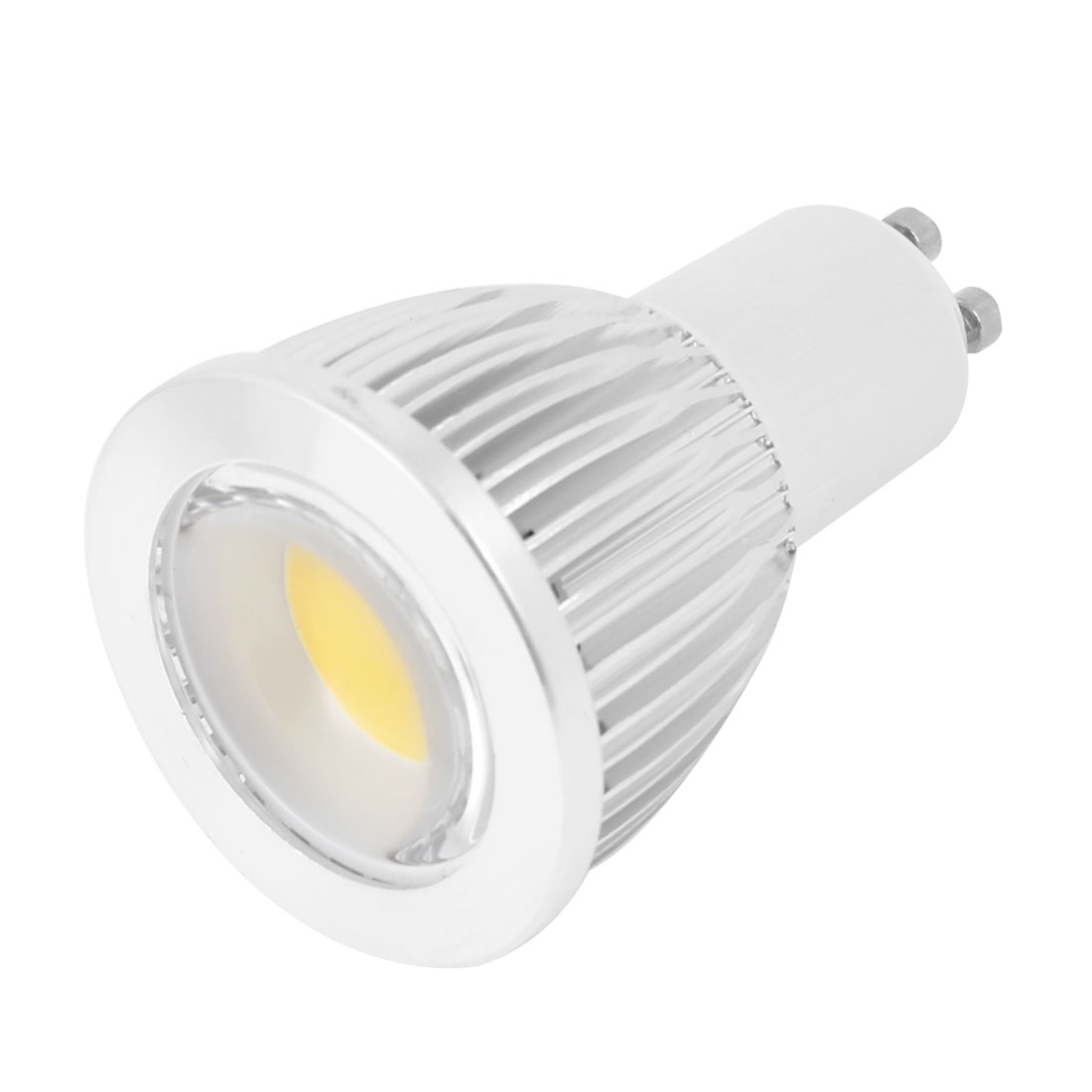Energy Saving GU10 Warm White COB LED Spotlight Light Lamp Bulb AC 85-265V 5W