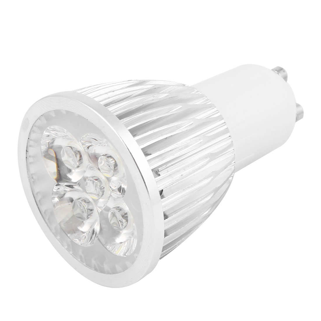 Energy Saving GU10 White LED Spotlight Light Lamp Bulb AC 85-265V 5W